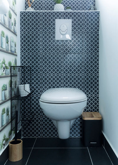 Contemporain Toilettes by Soledad Ayupa- Photographe