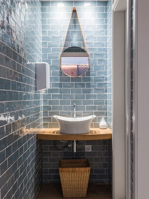deco wc scandinave. Black Bedroom Furniture Sets. Home Design Ideas