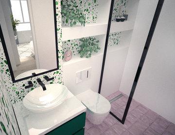 Interiorismo Apartamento 20 m² en Orcasur, Madrid