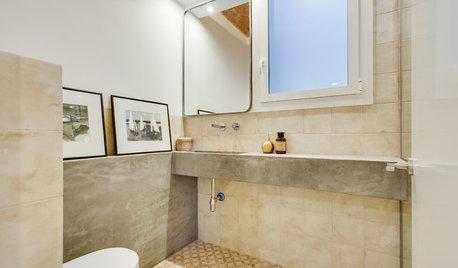 Más vale una imagen...: 11 lavabos para baños modernos