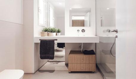 7 ideas fáciles y asequibles para renovar baños de estilo actual