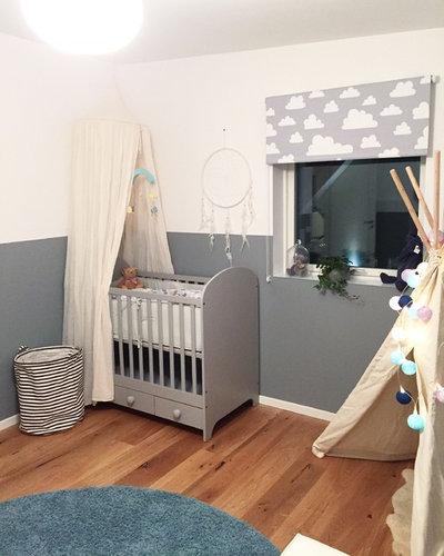 Skandinavisk Babyværelse by STIL & Inredning