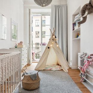 Grosse Skandinavische Babyzimmer Ideen Design Bilder Houzz
