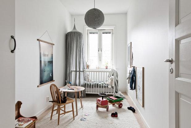 Skandinavisch Babyzimmer by Bjurfors Göteborg