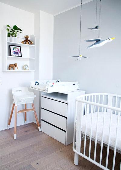 Skandinavisk Babyværelse by Fotograf Camilla Stephan