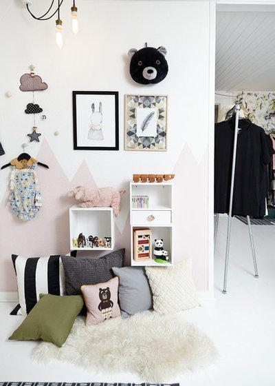 Retro Babyværelse by Mia Mortensen Photography