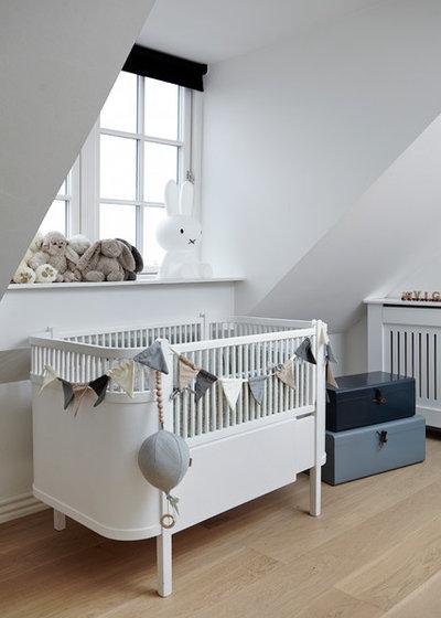 Skandinavisk Babyværelse by Mia Mortensen Photography