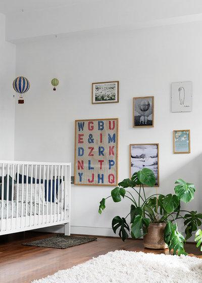 Scandinavian Nursery by A little story