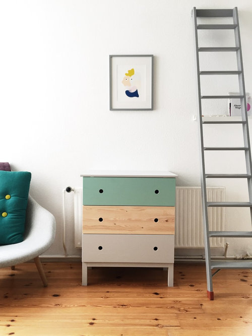 Diy Wickeltisch Ikea Hack