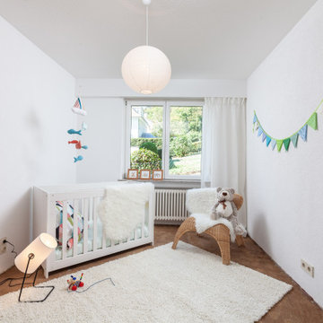 Home Staging geerbte Immobilie