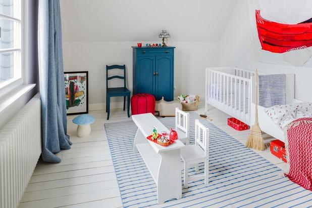Babyzimmer naturtöne  Neutrale Babyzimmer ohne Rosa – die besten Farbideen