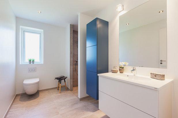 Skandinavisch Badezimmer By HusCompagniet A/S