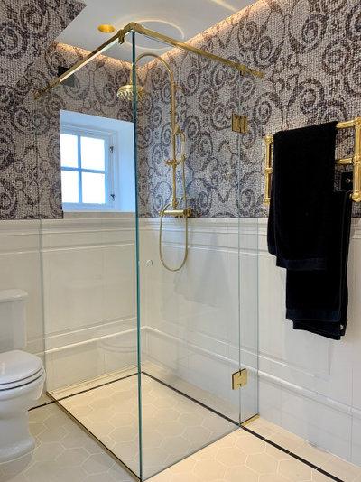 Klassisk Badeværelse by Livingplus Interiør