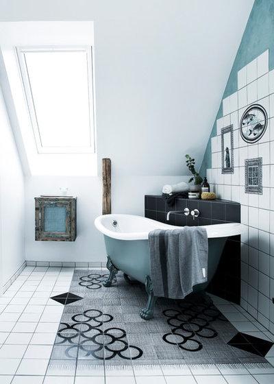 Contemporary Bathroom by ARTTILES