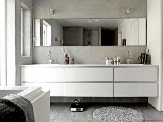 Modern Badrum by JKE Design
