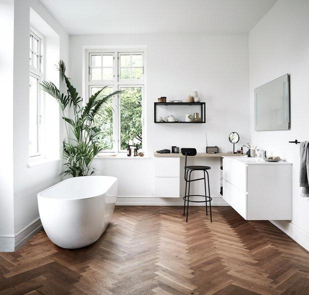 Scandinavian Bathroom by Kvik Denmark