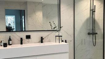 Marmor look fliser i højeste kvalitet fra Banio.dk