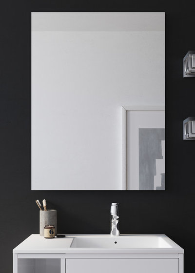 Scandinavian Bathroom by Kvik Denmark