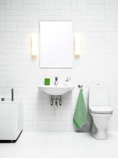 Contemporary Bathroom Moderne Badeværelse