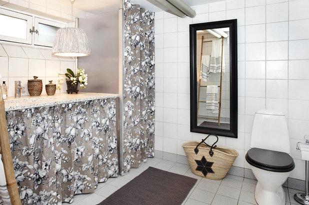Klassisk Badeværelse by KML Design