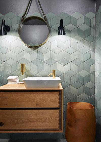Moderne Badeværelse by User