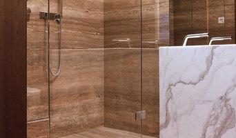 Travertino-vask, specialdesign