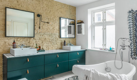 Danish Houzz Tour: A Childhood Home Gets a Revamp in Uldum