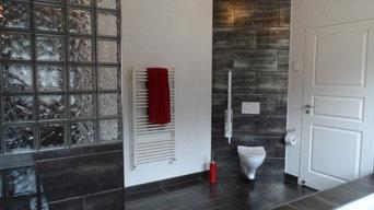 Vores projekter - badeværelsesrenovering