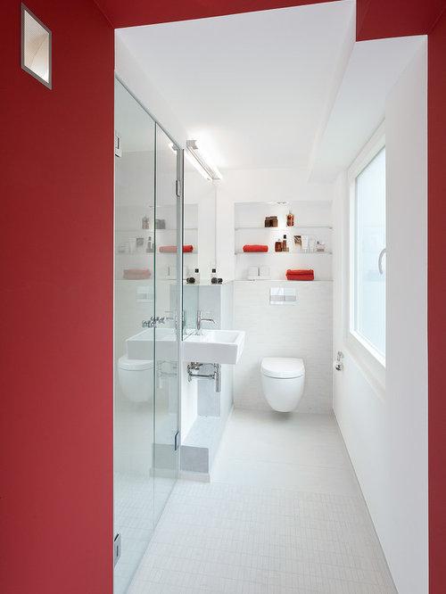moderne badezimmer design ideen beispiele fr die badgestaltung houzz - Moderne Badezimmergestaltung Beispiele