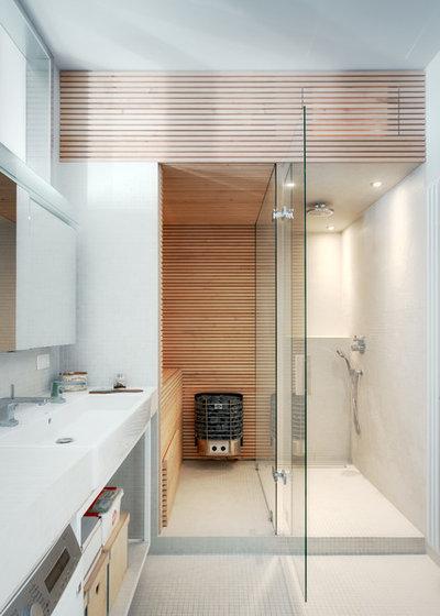 Modern Badezimmer by Ringo Paulusch