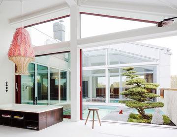 Asia Penthouse - Wellness zum Wohlfühlen - Badewanne