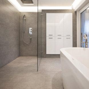 Dusche ohne Fliesen - Ideen & Bilder   HOUZZ