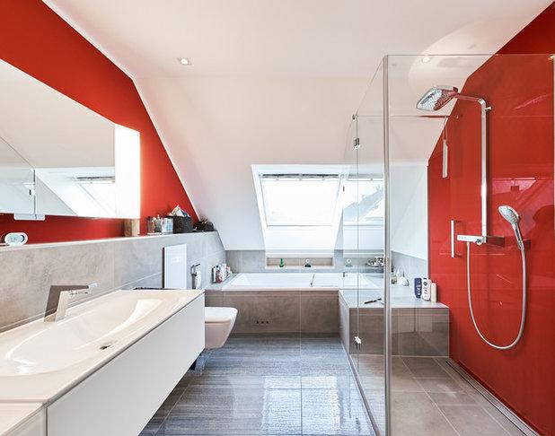 Modern Badezimmer by Leo Wirtz GmbH