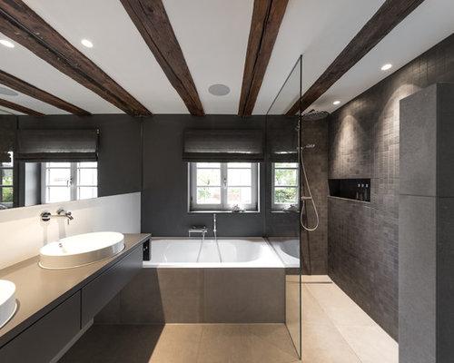 Badezimmer mit Duschnische Ideen, Design & Bilder | Houzz