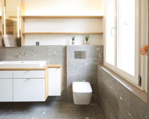 neues bad im altbau - vorher / nachher, Badezimmer