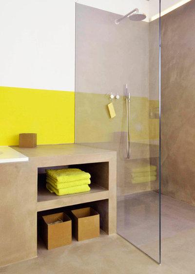 fugenloses bad 9 ideen f r grenzenlose sch nheit. Black Bedroom Furniture Sets. Home Design Ideas