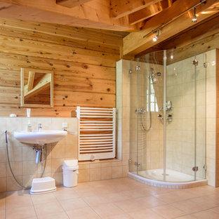 Badezimmer Mit Terrakottafliesen Ideen Design Bilder Houzz