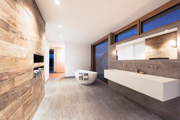 Fesselnd Modern Badezimmer By Loft 78 GmbH