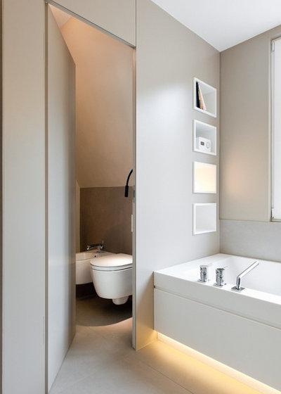 Contemporáneo Cuarto de baño by Cyrus Ghanai