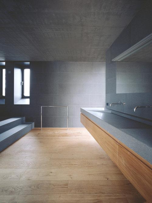 Bodengleiche Dusche Podest : Moderne badezimmer podest ideen amp ...
