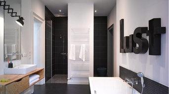Badezimmer, Apartments Weinbergsweg