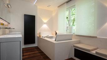 Badezimmer - aus zwei mach eins
