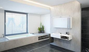 Badezimmer-Design MANHATTAN