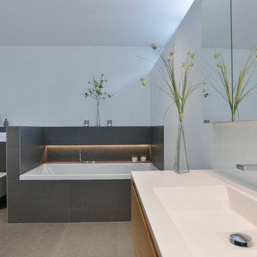 Badezimmer Großformat
