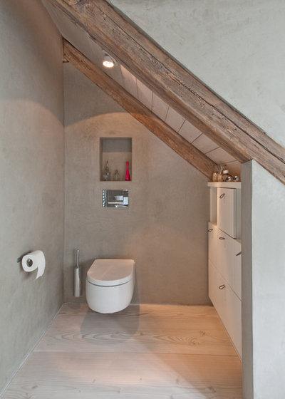 Modern Badezimmer by Thomas Kampeter - Wandgestaltung