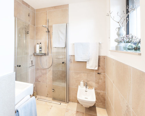 Badezimmer mit bidet in hamburg ideen design bilder houzz for Badezimmer design hamburg