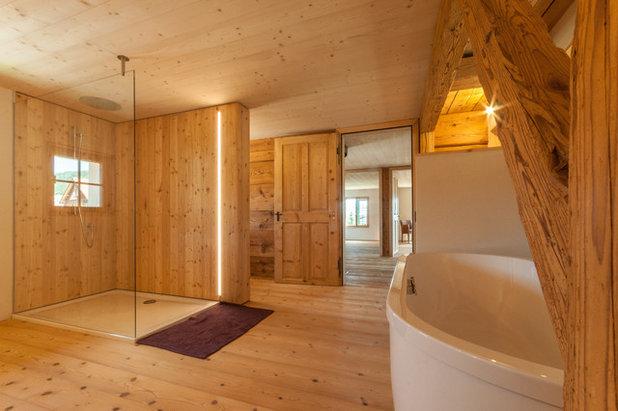 Landhausstil Badezimmer Badezimmer