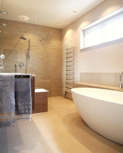 Modern Badezimmer By Einrichtungsideen Yvette Sillo