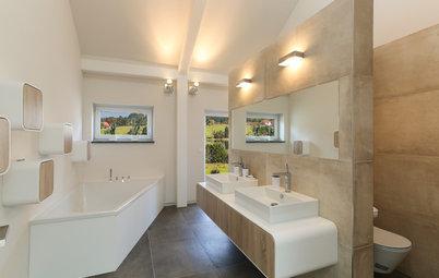 Cómo elegir los apliques para el espejo del cuarto de baño