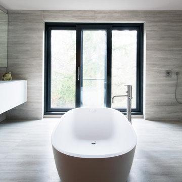 Badezimmer & harmonische Lichtplanung